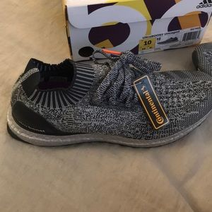 56ed6d31a adidas Shoes - Triple Gray Uncaged Adidas Ultra Boost MENS Sz 10